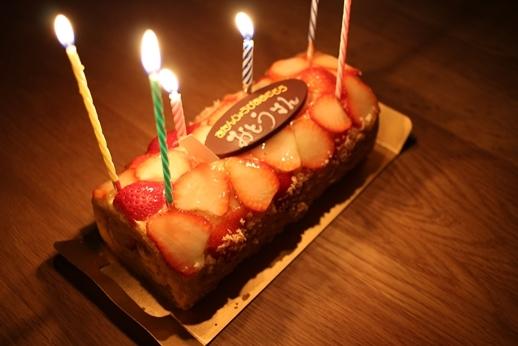 おうちで卓球と夫の誕生日_d0291758_22121150.jpg