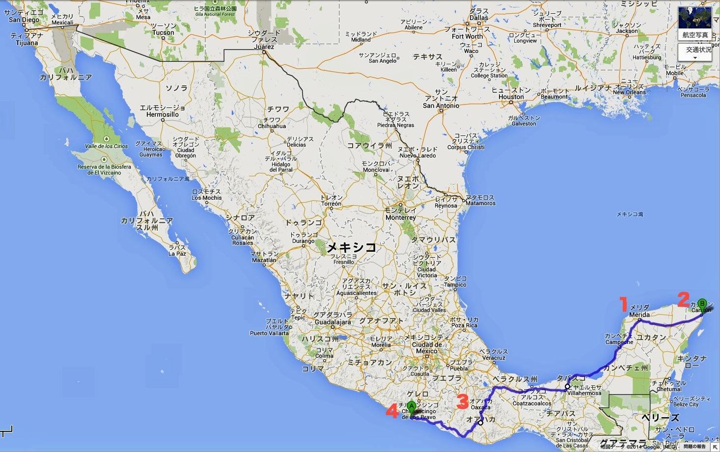 シリーズ・メキシコ1976/その9_c0189970_11505258.jpg