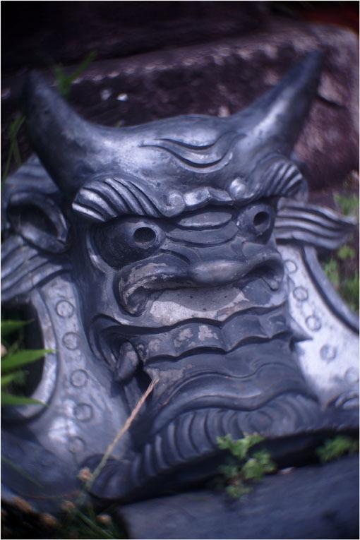 876 ローカルライン(2020年6月5日ダルメーヤー25mmf1.9奈良山村町帯解の地蔵巡り)超古代文明_c0168172_22152853.jpg