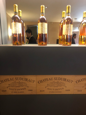 Bordeaux France september 2019 ⑩ ch.Suduiraut_a0036499_23014390.jpg
