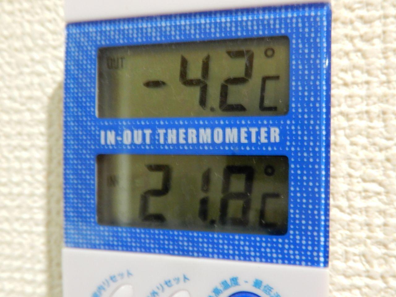 真冬日に戻りました_c0025115_21463863.jpg