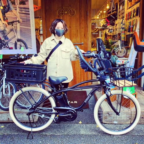 BP02 !! パナソニックBP02特集☆Yepp ビッケ ステップクルーズ 電動自転車 おしゃれ自転車 チャイルドシート bobikeone BEAMS パナソニックez パナソニックbp02_b0212032_13261868.jpeg