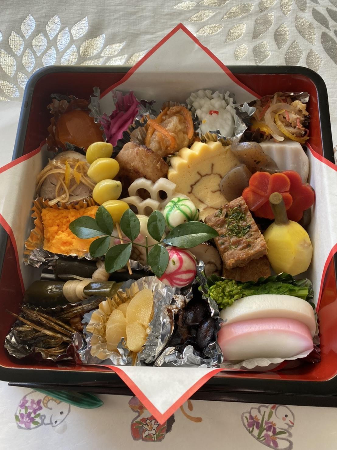 1月のひとりごはん〜母の食卓_f0106597_02081884.jpg