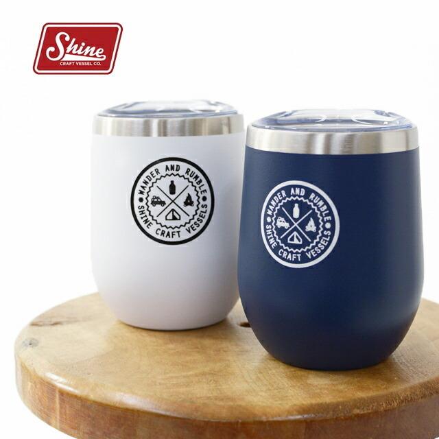 Shine Craft Vessel [シャインクラフトヴィッセル] リトリートタンブラー [7SVRTT] ビール・タンブラー・保温・保冷・MEN\'S/LADY\'S _f0051306_17413655.jpg