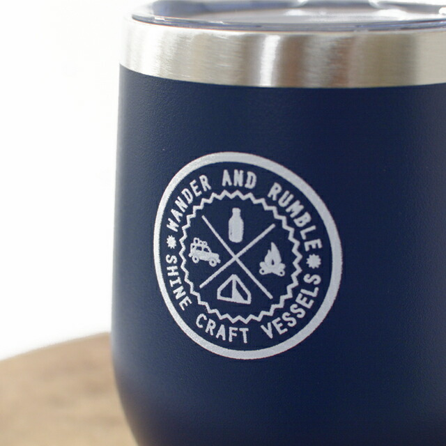 Shine Craft Vessel [シャインクラフトヴィッセル] リトリートタンブラー [7SVRTT] ビール・タンブラー・保温・保冷・MEN\'S/LADY\'S _f0051306_17413769.jpg