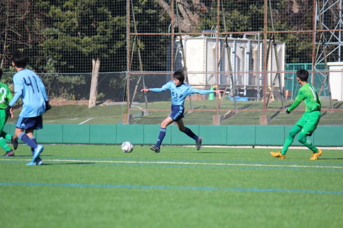 U-14練習試合+U15_a0109314_11150823.jpg