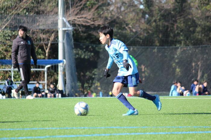 U-14練習試合+U15_a0109314_11154465.jpg