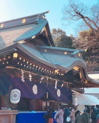 大國魂神社へ厄除けに行ってきました。_f0167026_17523981.jpg