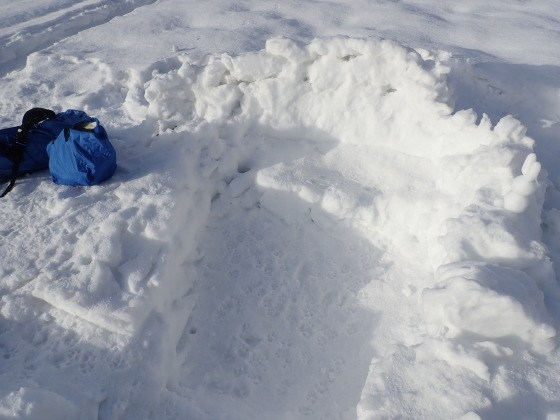 堅雪渡り_f0118332_23444165.jpg