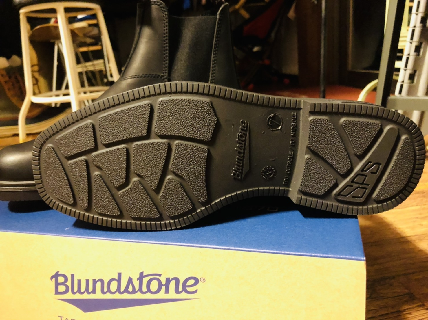 Blundstone #063 DRESS BOOT_b0139233_12310961.jpg