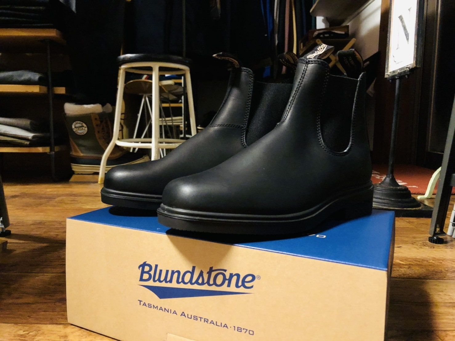 Blundstone #063 DRESS BOOT_b0139233_12310992.jpg