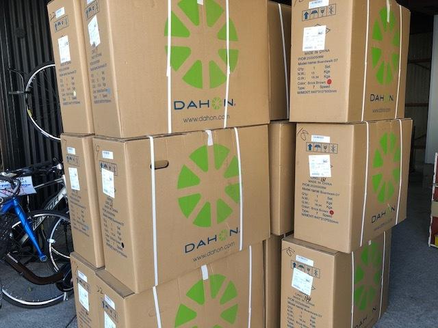 DAHON Boardwalk & Visc EVO 入荷しました。_c0359041_16371194.jpg