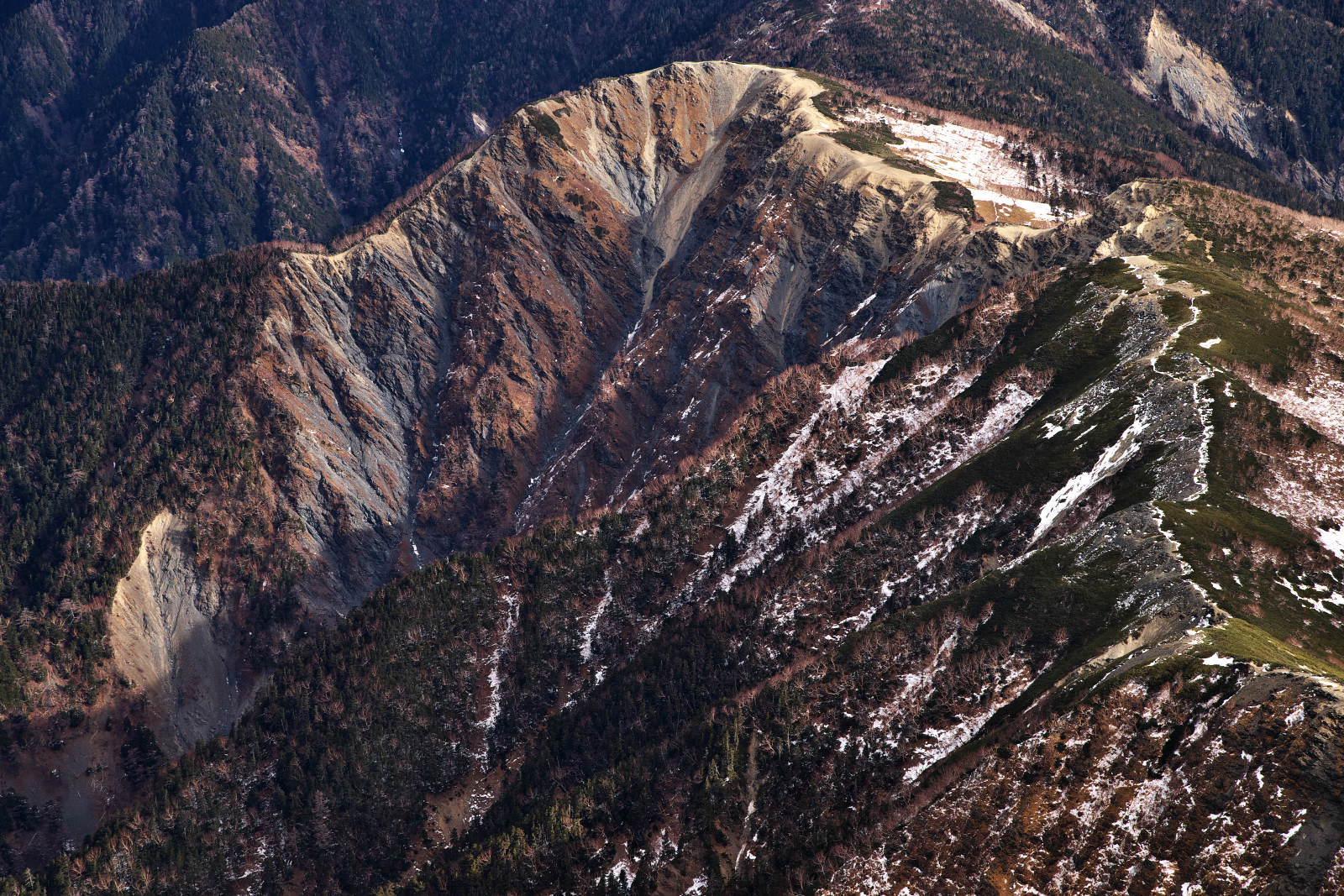 塩見岳_c0169106_20344126.jpg