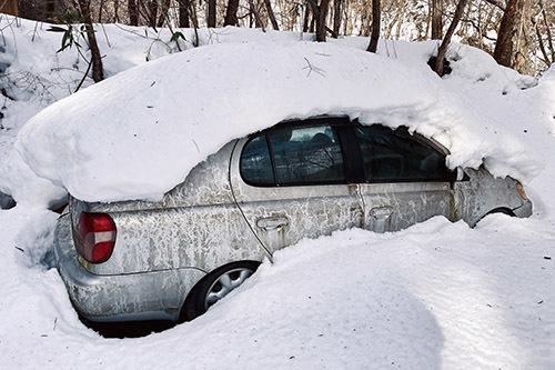 ジムニーで雪の積もった森へ行ってみた_c0148812_20400250.jpeg