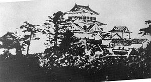岡崎城に行ってきた - 歴史と素適なおつきあい
