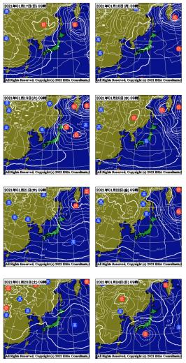 日曜日、北風吹いています。瀬長島へ向かいます。_c0098020_08062109.png