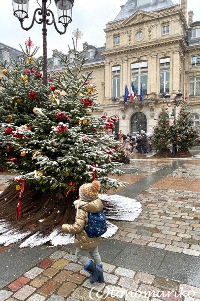 束の間のパリの雪遊び_c0024345_17522829.jpg