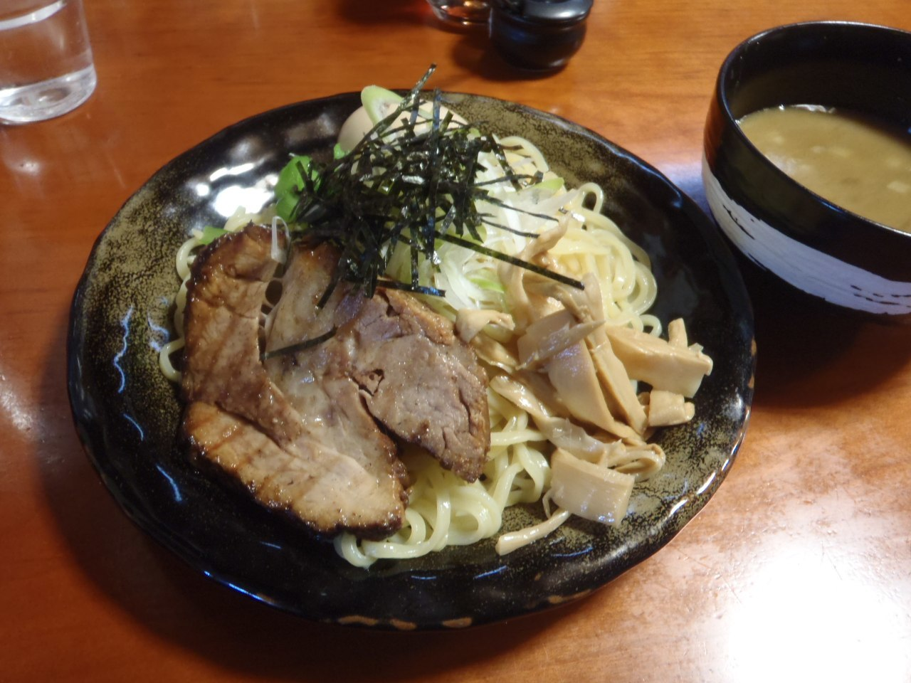 つけ麺酒家 さくら  @十日町市_a0114853_16405997.jpg