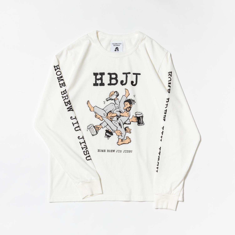 HBJJ aka HOME BREW JIU JITSU (LS)販売のお知らせ_a0152253_15544508.jpg