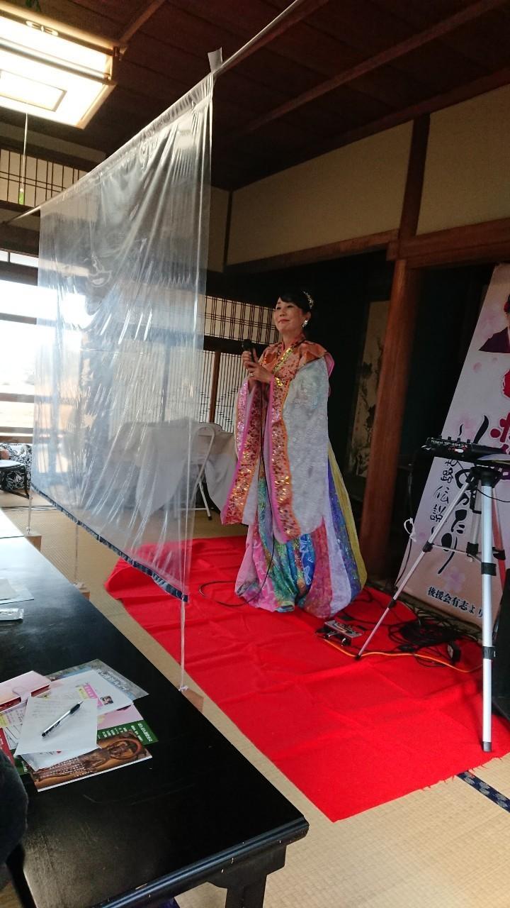 川原寺で講談ライブ_c0385359_17462221.jpg