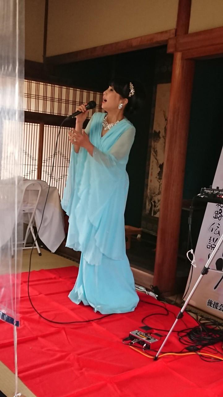 川原寺で講談ライブ_c0385359_17471190.jpg