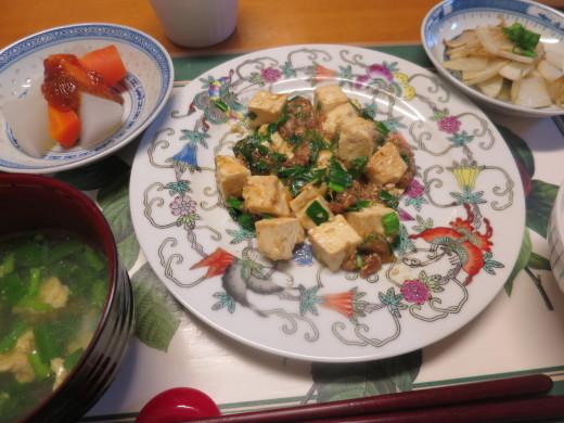 麻婆豆腐レッスン_d0031682_13160377.jpg
