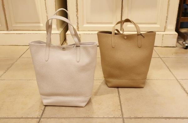 Blancle から巾着型トートバッグ新色が入荷です。_c0227633_15010020.jpg