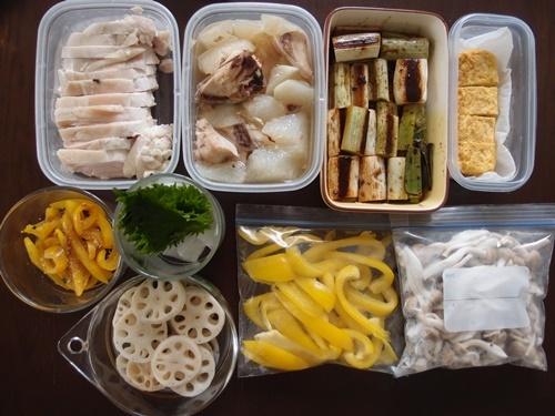 週末の常備菜作り(210117)_c0354352_22370741.jpg