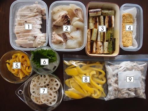 週末の常備菜作り(210117)_c0354352_22371152.jpg
