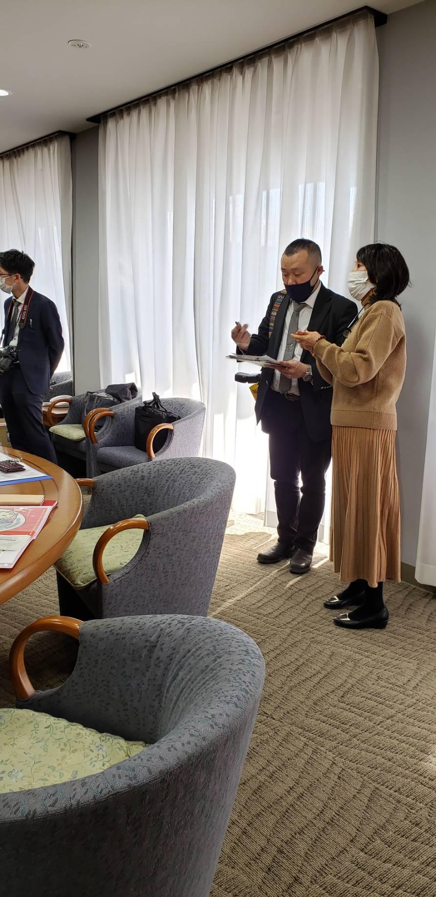 奈良市に「アマビエらぷそでい」CD.DVD贈呈。_c0385359_20150282.jpg