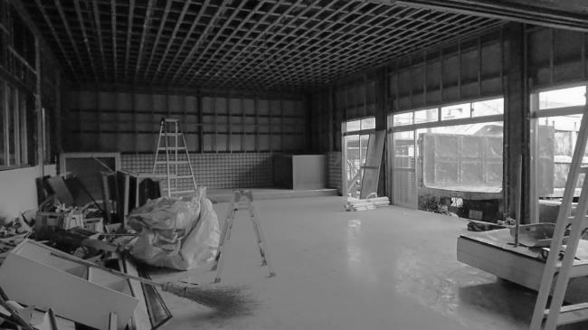 遊水地会館建て替え工事_c0184295_17331974.jpg