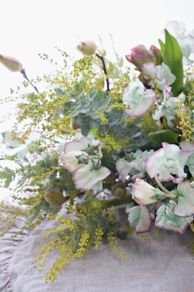 茎まで美しいパリスタイルの投げ入れ_b0151911_21251364.jpg