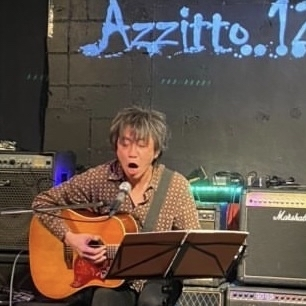 孤独のギター 第138話 「ありがとう、新宿UNDERGROUND Azzitto1224」_d0359212_20480516.jpg