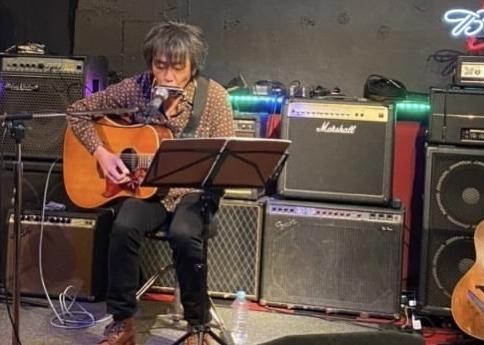 孤独のギター 第138話 「ありがとう、新宿UNDERGROUND Azzitto1224」_d0359212_20480778.jpg