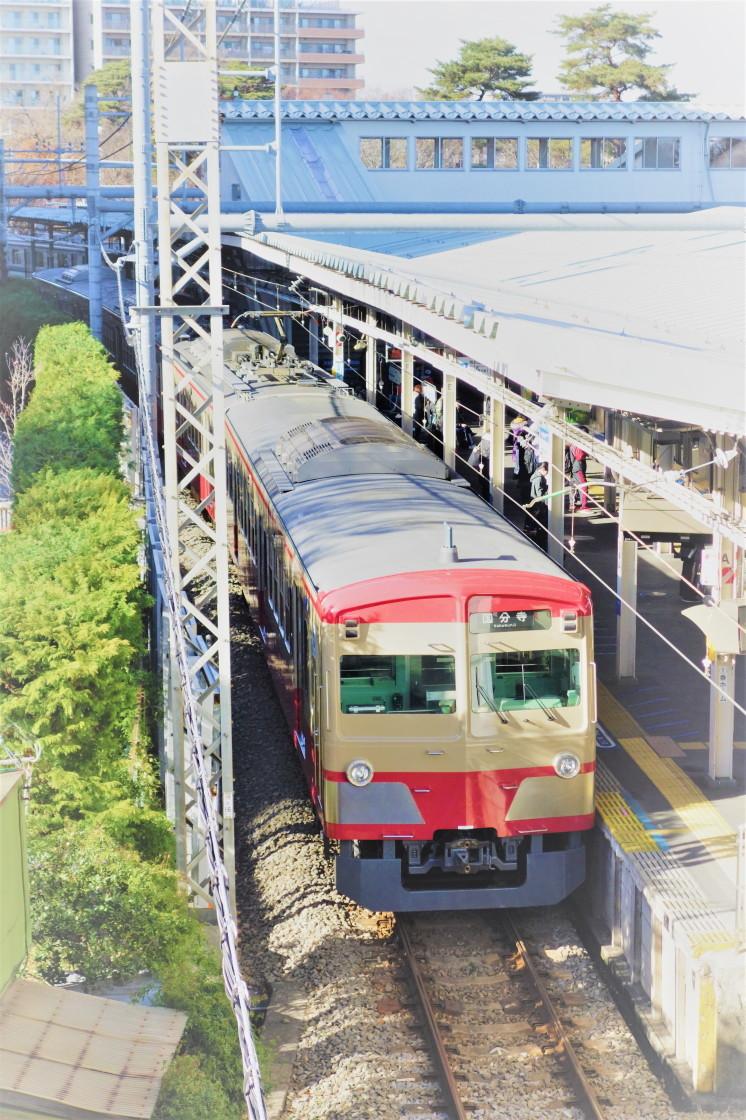 西武多摩湖線 新101系赤電色(2017年3月&12月)_a0385725_11530488.jpg