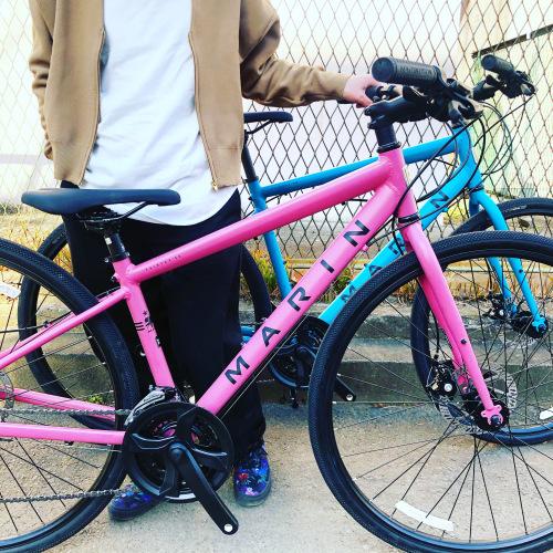 2021 MARIN 「FAIRFAX DISC SE」マリン フェアファックス おしゃれ自転車 オシャレ自転車 自転車女子 自転車ガール クロスバイク_b0212032_15295890.jpeg