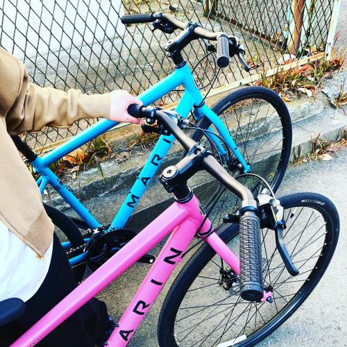2021 MARIN 「FAIRFAX DISC SE」マリン フェアファックス おしゃれ自転車 オシャレ自転車 自転車女子 自転車ガール クロスバイク_b0212032_15303109.jpeg