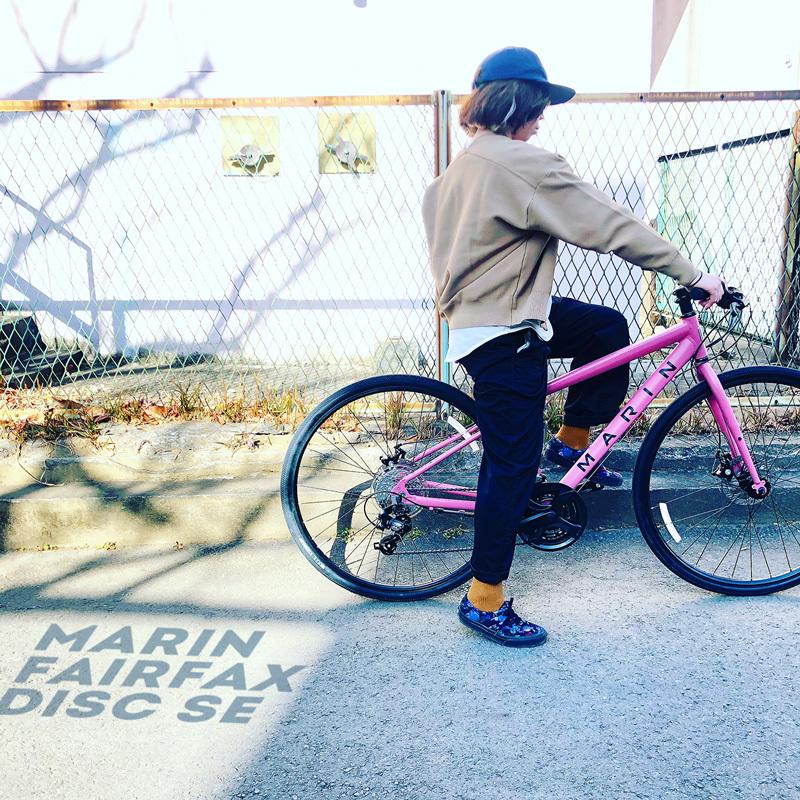 2021 MARIN 「FAIRFAX DISC SE」マリン フェアファックス おしゃれ自転車 オシャレ自転車 自転車女子 自転車ガール クロスバイク_b0212032_15334874.jpeg