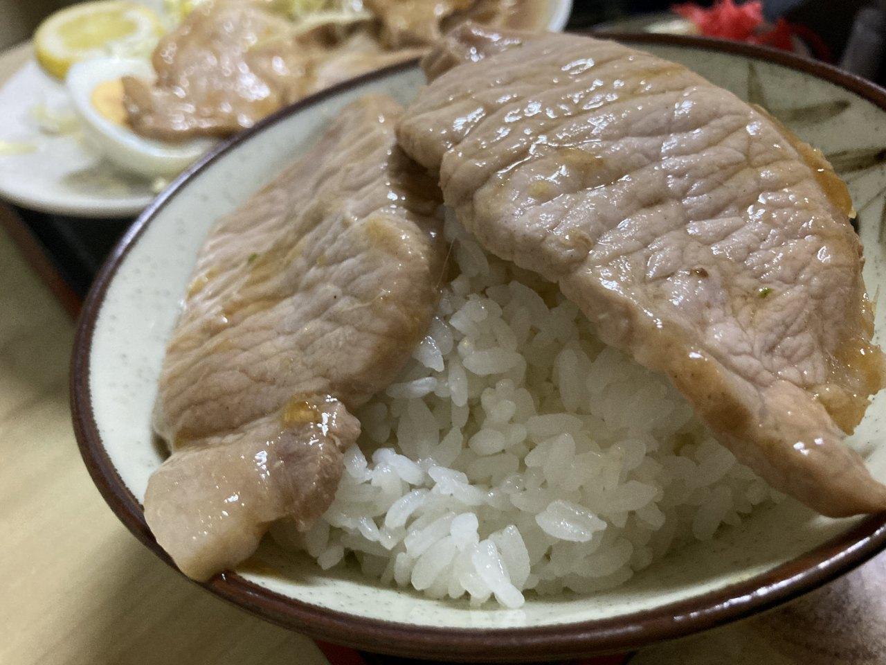 本邦 初公開 焼肉ライス @原泉  クマちゃんは健在! ちゃんとやりますから。_a0114853_18590256.jpg