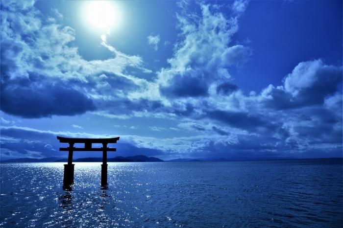 降臨 ~琵琶湖~_a0169902_23184048.jpg