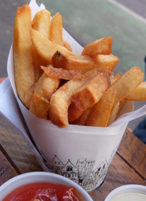 NY No.1のフライドポテトのお店-Pommes Frites(再訪2021)_b0007805_01051828.jpg