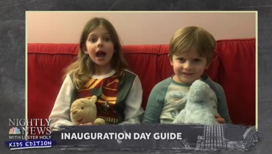 子ども向けニュース(NBC Nightly News Kids Edition)は「大統領就任式」をどう報じてるの?_b0007805_21402289.jpg