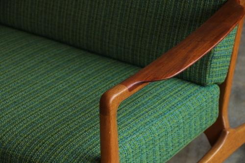 『Tove&Edvard Kindt-Larsen Sofa(Teak&Oak)』_c0211307_15232754.jpg
