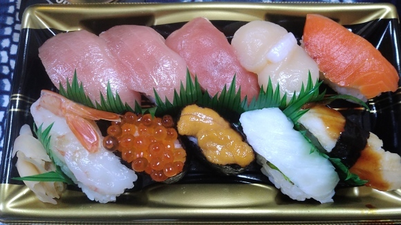 1/20 サントリーからだを想うオールフリー、にぎり寿司、おでん@自宅_b0042308_21135692.jpg