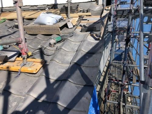 韮崎市 本燻しの屋根 其の五_b0242734_22511540.jpeg