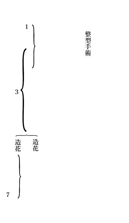 毛萱街道活版印刷製本所さんの北園克衛「整型手術」活版再現_e0000935_21324329.jpg