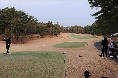 第43回 梶岡建設ジュニアゴルフ月例競技会_f0151251_11003827.jpg
