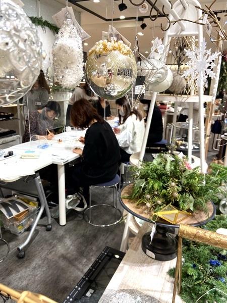 11/25 クリスマスカードワークショップ☆阪急うめだ本店_b0165872_21175684.jpeg