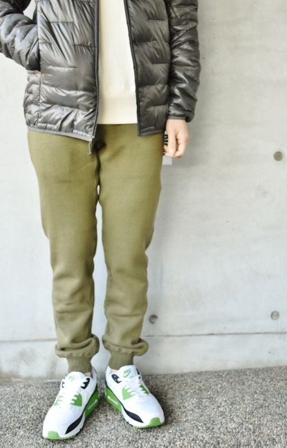 FULL COUNT  SWEAT PANTS STYLE★★_d0152280_20153332.jpg