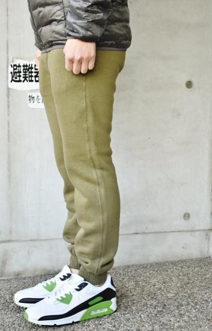FULL COUNT  SWEAT PANTS STYLE★★_d0152280_20170134.jpg